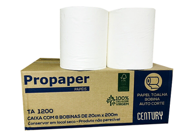 PAPEL TOALLA PROPAPER CENTURY