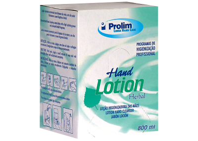 JABÓN LÍQUIDO HAND LOTION HERBAL