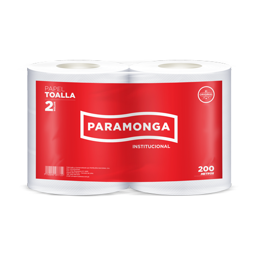 PAPEL TOLLA PARAMONGA 200mt / 30gr