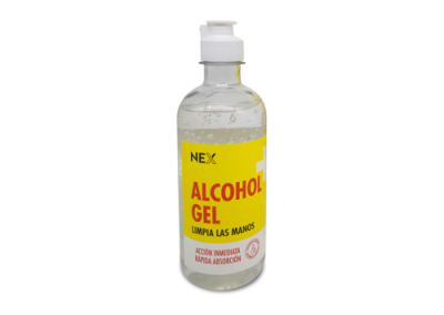 ALCOHOL GEL NEX 380ml