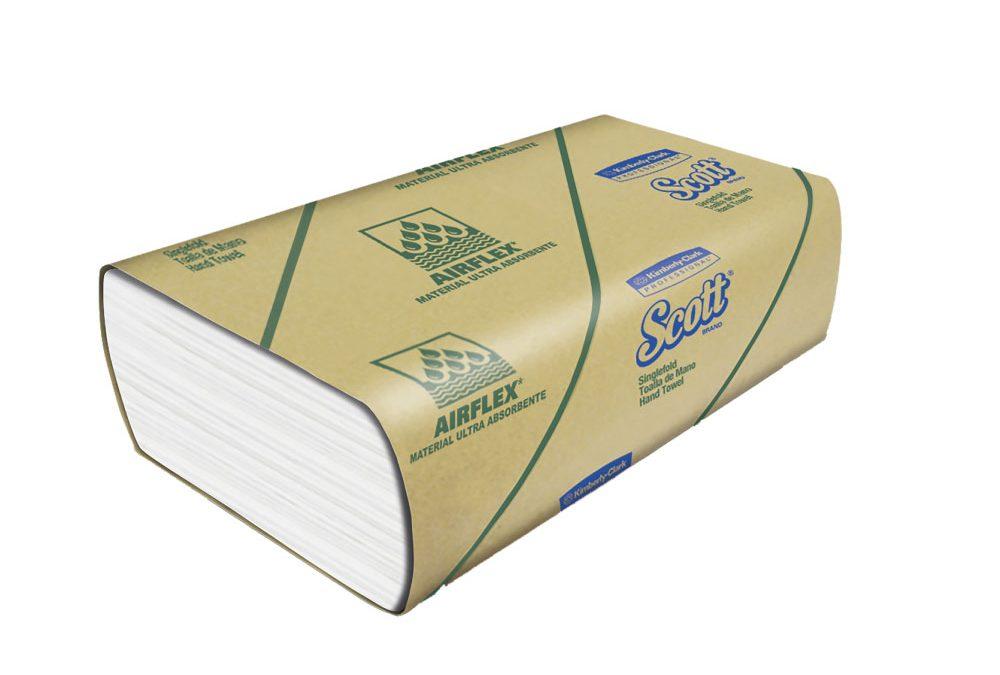PAPEL TOALLA SCOTT® SINGLEFOLD 21gr