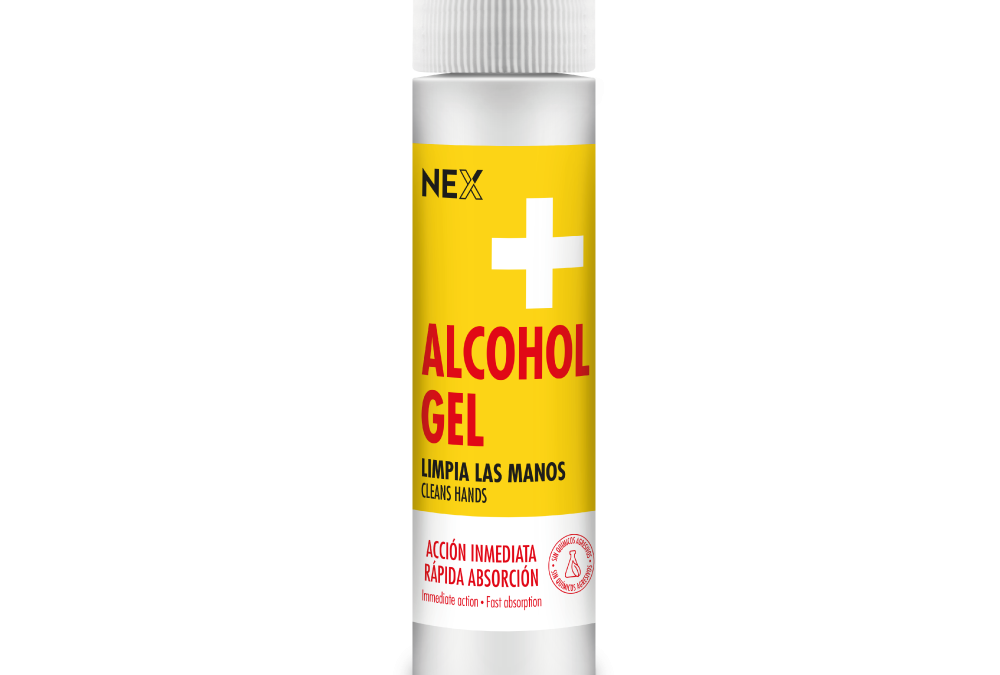 ALCOHOL EN GEL 100ml