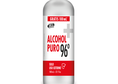 ALCOHOL PURO 96° 1100ml