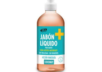 JABÓN LÍQUIDO COCONUT