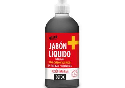 JABÓN LÍQUIDO DETOX