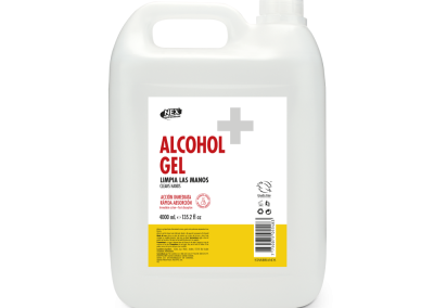 GALONERA ALCOHOL EN GEL 4000ml
