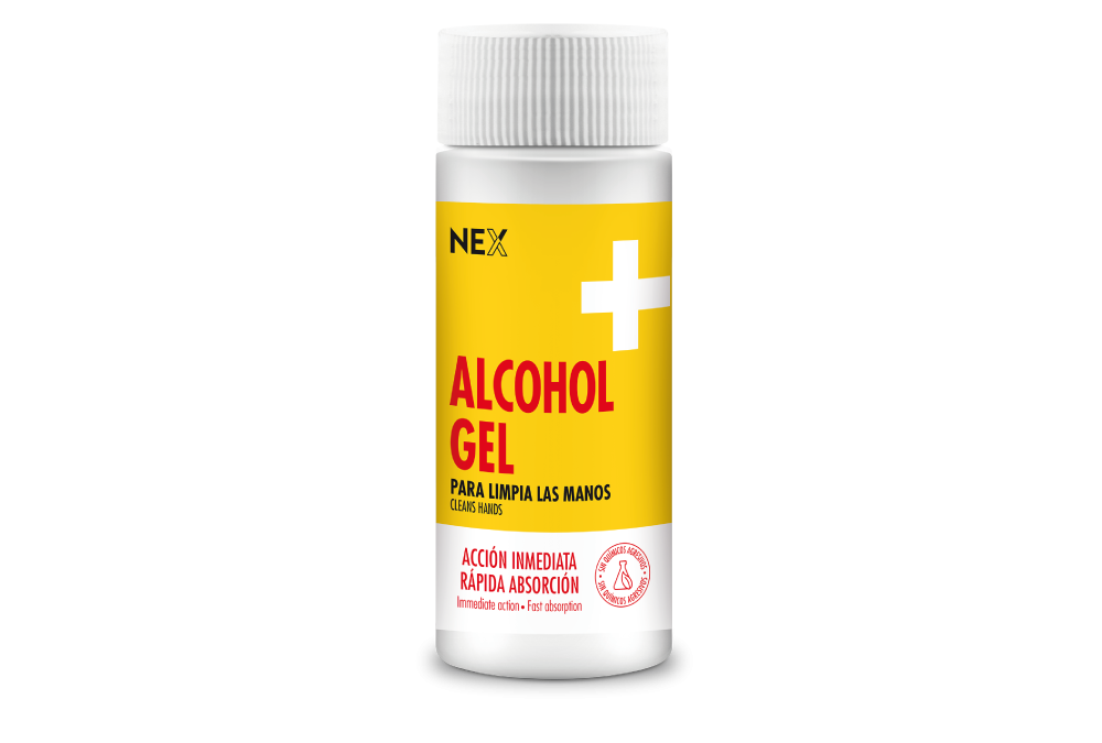 ALCOHOL EN GEL 50ml