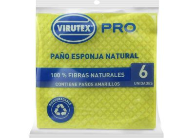 PAÑO ESPONJA VIRUTEX PRO