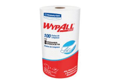 WYPALL X60 100PAÑOS/ROLLO